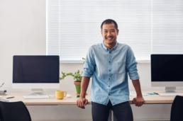 Corporate Wording und Design Übersetzung