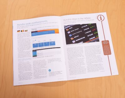 CU Magazin -Schau Verlag_ mit Kundenmagazinen im Vorteil