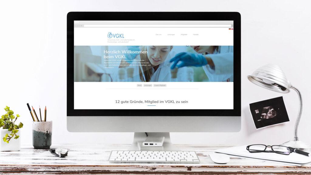 vgkl webseite