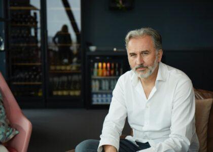 Zeljko Ratkovic managing partner at the brand.david agency