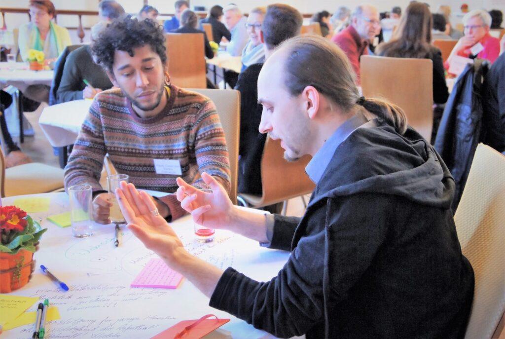 World Cafés - Gemeinsames Miteinander Altes Rathaus München