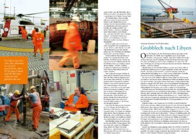 Baker & Company übersetzt den Sonderdruck STIL der Salzgitter AG für den Schau Verlag