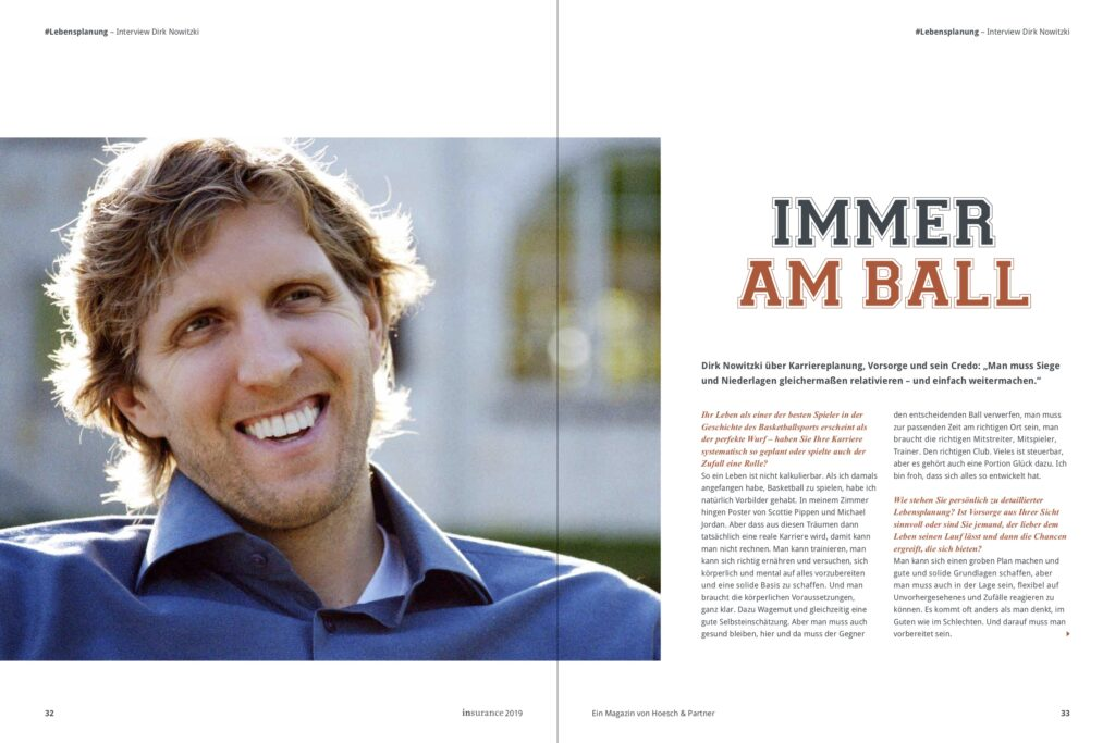 althaller 181109 HP Insurance Magazin dirk01 The Interview: All About ALTHALLER