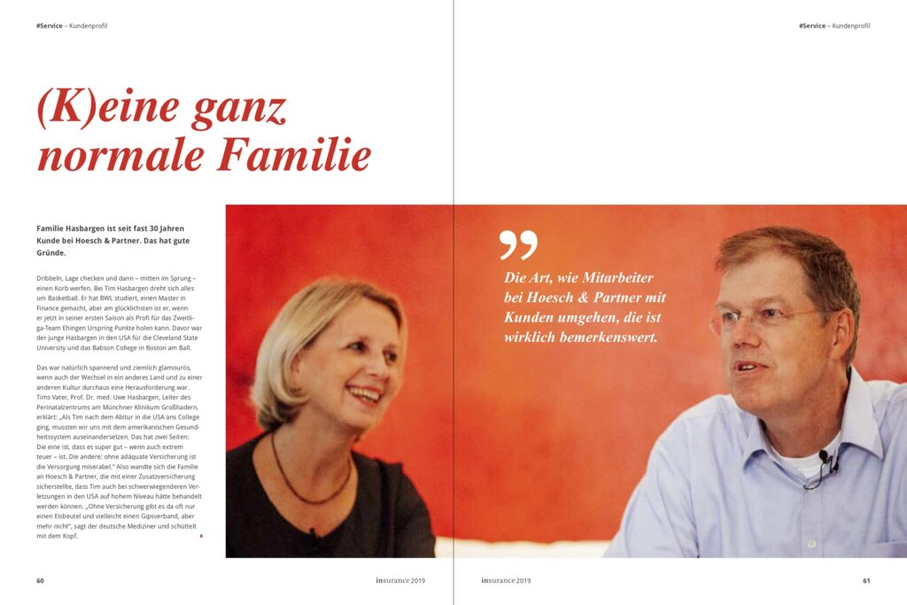 althaller 181109 HP Insurance Magazin o1 The Interview: All About ALTHALLER