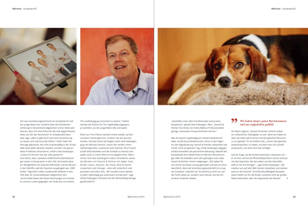 althaller 181109 HP Insurance Magazin o2 The Interview: All About ALTHALLER